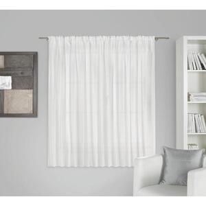 Esposa FERTIGSTORE 300/145 cm , Anna , Weiß , Textil , 300x145 cm , für Stange und Schiene geeignet , 004789017201
