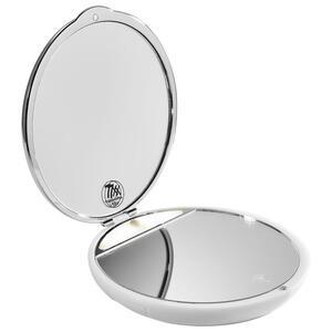 Joop! Kosmetikspiegel chromfarben , 010450000 Joop! Chromeline , Glas , 007645007515