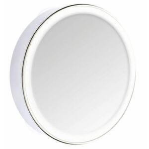 Joop! Kosmetikspiegel chromfarben , 01065000 Joop! Chromeline , Metall , feuchtraumgeeignet , 007645007514