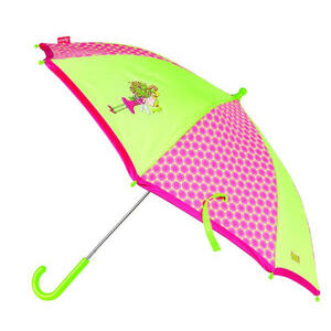 Sigikid Regenschirm , 24448 , Grün, Rosa, Pink , 006933037806