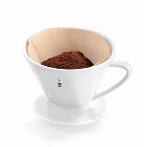 Gefu Kaffeefilterhalter , 16030 , Weiß , Keramik , 14.0 cm , 005430017101