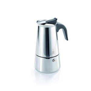 Gefu Espressokocher , 16160 , Silberfarben , Metall , 19.5 cm , 0054300181