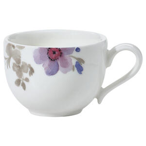 Villeroy & Boch Espressotasse , 1041041420 , Multicolor , Keramik , Blume , 80 ml , bedruckt , hitzebeständig , 003407020406