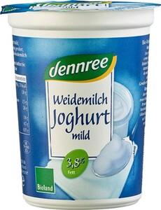 dennree Weidemilchjoghurt
