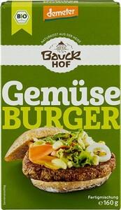 Bauck Hof Falafel- und Burgermischungen