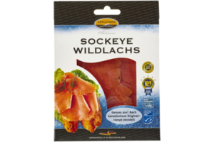Sockeye Wildlachs