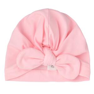 Baby Mütze mit Knotendetail