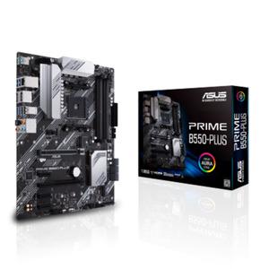 ASUS Prime B550-Plus ATX Mainboard Sockel AM4 M.2/USB3.2/HDMI/DVI/VGA