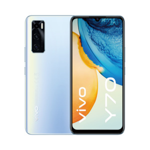 Vivo Y70 Smartphone oxygen blue 8/128GB Dual-SIM Android 10.0 5656523
