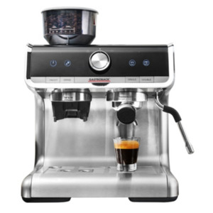 Gastroback 42616 Design Espresso Barista Pro Siebträgermaschine