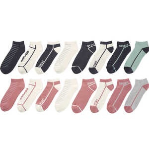 NEWCENTIAL®  						Damen-Sneakersocken