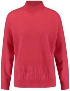 Pullover aus Wolle-Kaschmir Pink 38/S