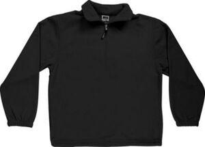 James & Nicholson Unisex-Fleece-Troyer  Uni langarm XL