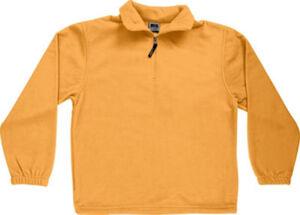 James & Nicholson Unisex-Fleece-Troyer  Uni langarm S