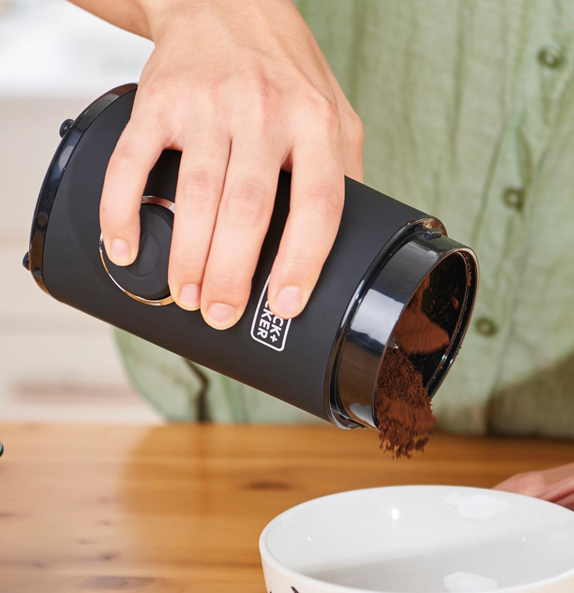 Bild 5 von Black+Decker Kaffeemühle BXCG150E