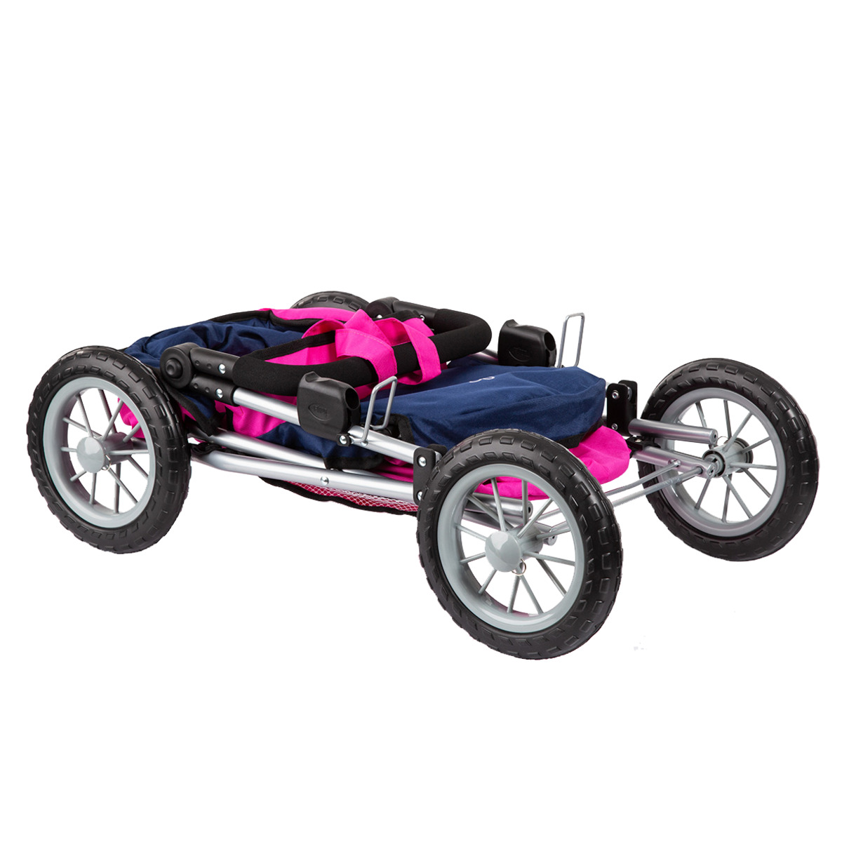 Bild 5 von Bayer Puppenwagen Trendy pink/blau