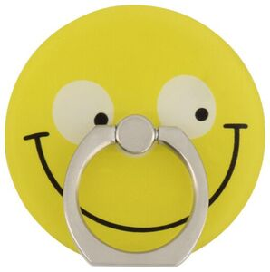 HEMA Smartphone-Ring, Smiley