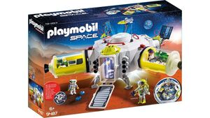 PLAYMOBIL 9487 - Space - Mars-Station
