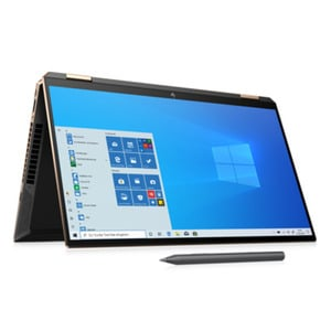 "HP Spectre x360 15-eb0190ng + Pen 15,6"" UHD Touch, Intel i7-10750H, 16GB RAM, 1TB SSD, GTX 1650Ti, Windows 10, Pen"