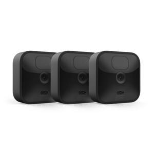 Blink Outdoor 3-Kamera-System [Full HD, W-LAN, Outdoor, Nachtsicht, 2-Wege Audio]