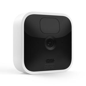 Blink Indoor 1-Kamera-System [Full-HD, W-LAN, Indoor, Nachtsicht, 2-Wege Audio]