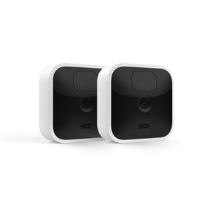 Blink Indoor 2-Kamera-System [Full-HD, W-LAN, Indoor, Nachtsicht, 2-Wege Audio]