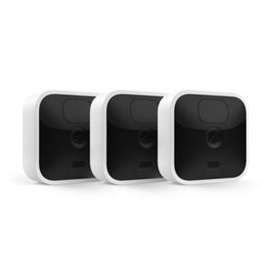 Blink Indoor 3-Kamera-System [Full-HD, W-LAN, Indoor, Nachtsicht, 2-Wege Audio]