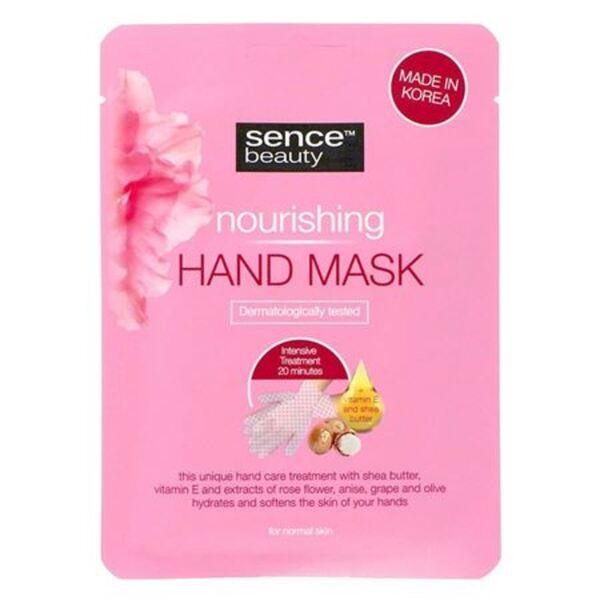Sencebeauty Pflegende Handmaske 18g