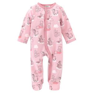 Winnie Puuh Newborn Schlafanzug mit Print