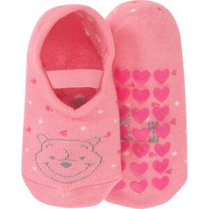 1 Paar Winnie Puuh Socken mit ABS-Sohle