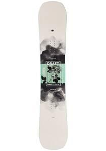 ARBOR Draft Midwide 154cm - Snowboard für Herren - Weiß