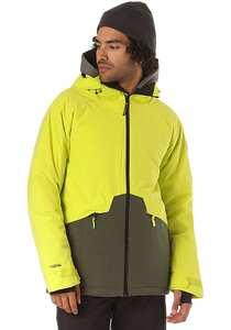 O'Neill Quartzite - Snowboardjacke für Herren - Gelb