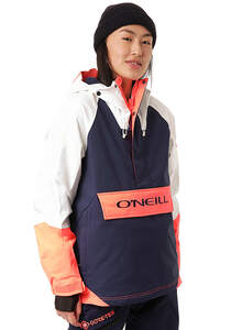 O'Neill O'Riginals Anorak - Snowboardjacke für Damen - Mehrfarbig