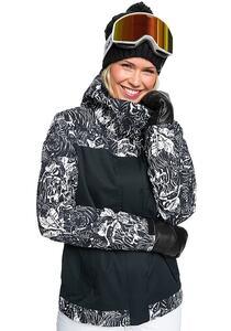 Roxy Jetty Block - Snowboardjacke für Damen - Schwarz