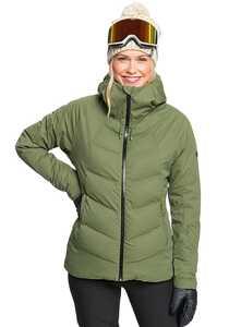 Roxy Dusk - Snowboardjacke für Damen - Grün