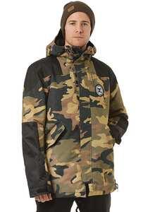 DC Mozine - Snowboardjacke für Herren - Camouflage