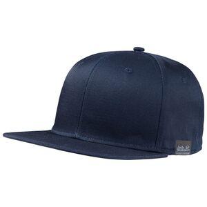 Jack Wolfskin 365 Flat Cap Basecap one size blau night blue