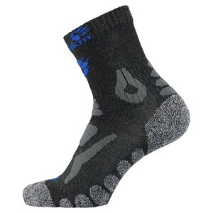 Jack Wolfskin Hiking Pro Classic Cut Kids Kinder Socken 28-30 grau dark grey
