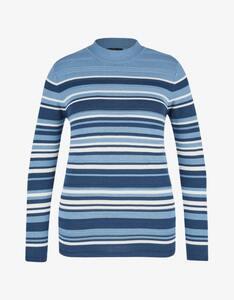 Bexleys woman - Pullover im Streifen-Dessin
