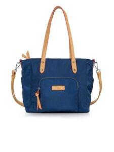 Shopper Alice Zip Gabor Bags blau