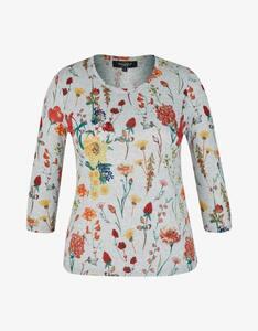 Bexleys woman - Shirt mit floralem Druck