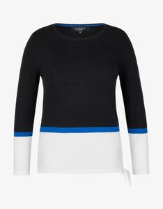 Bexleys woman - Pullover mit Colorblock