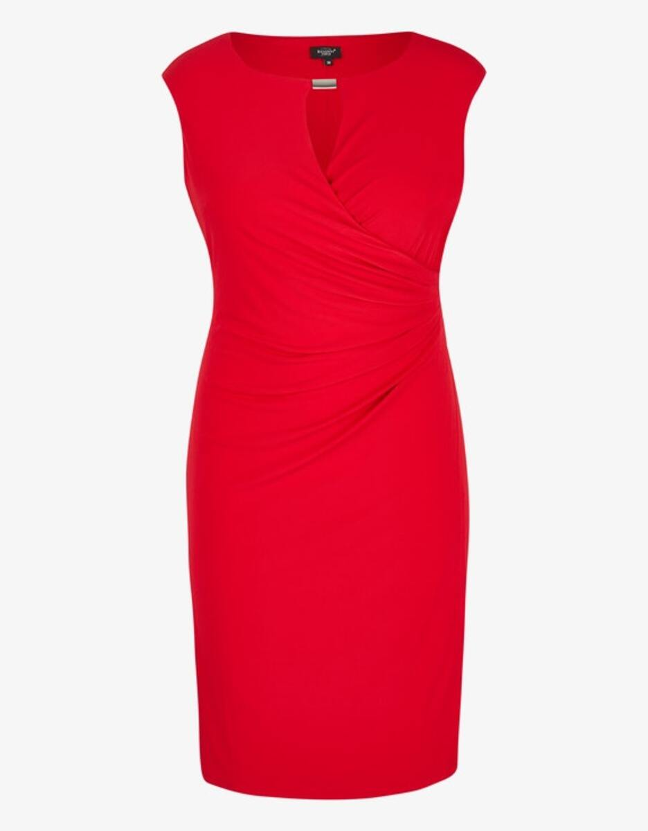 Bild 1 von Bexleys woman - Jerseykleid in Wickeloptik
