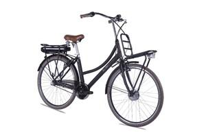 LLobe City E-Bike Rosendaal 2 Lady schwarz 10,4Ah