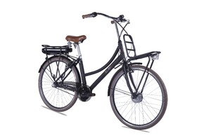 LLobe City E-Bike Rosendaal 2 Lady schwarz 15,6Ah