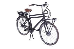 LLobe City E-Bike Rosendaal 2 Gent schwarz 10,4Ah