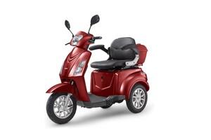 Grundig Elektromobil ECO- Rot