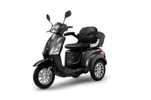 Grundig Elektromobil ECO- Schwarz