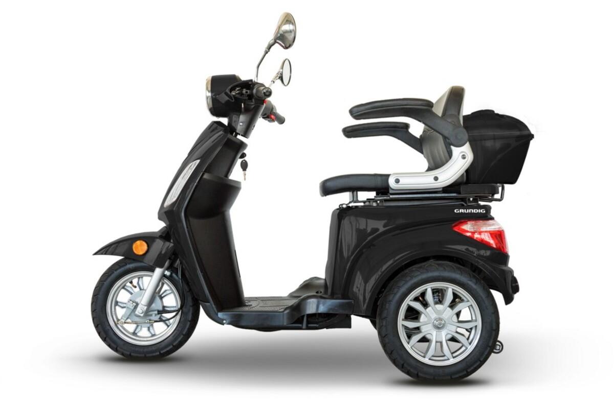 Bild 2 von Grundig Elektromobil ECO- Schwarz