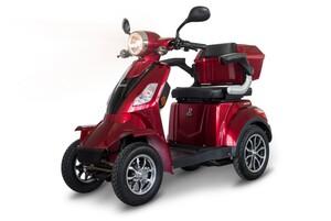 Grundig Elektromobil Power- EVO Rot